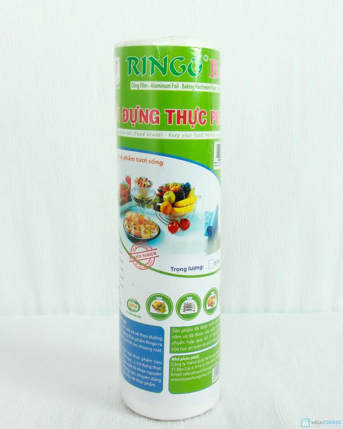 1kg túi đựng thực phẩm Ringo 30 x 45cm - 1