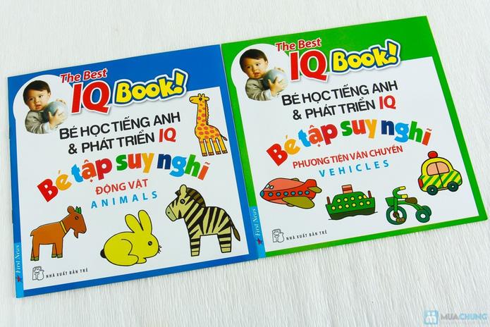 Learning English with songs + 8 cuốn Bé học tiếng Anh & phát triển IQ - 15