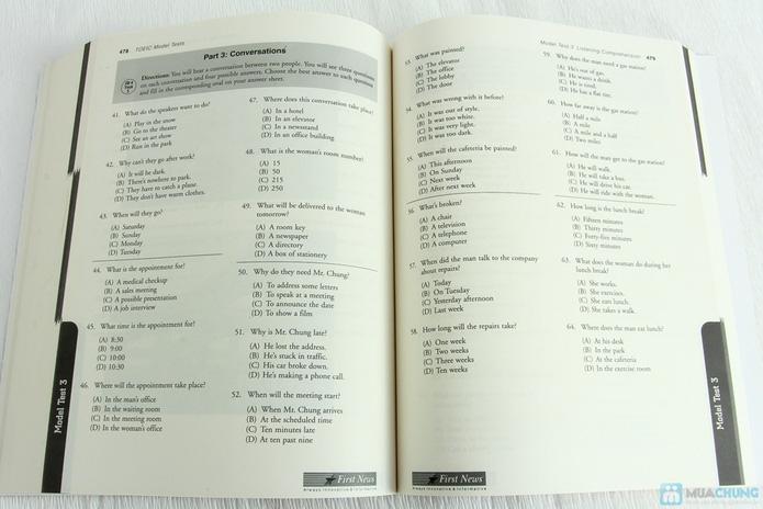 Barron's - Toeic 5th + 4CD - 8