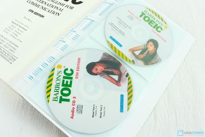 Barron's - Toeic 5th + 4CD - 9