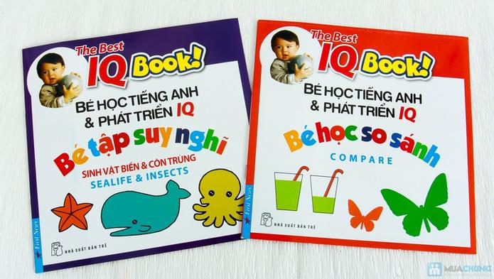 Learning English with songs + 8 cuốn Bé học tiếng Anh & phát triển IQ - 18