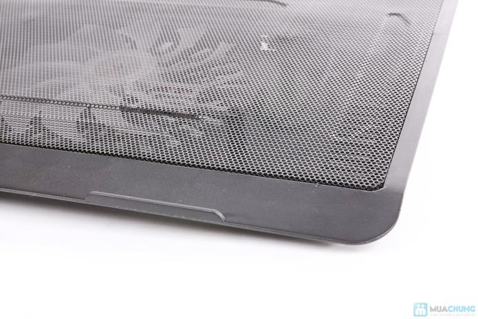 Đế tản nhiệt laptop Cooler N19 - 3