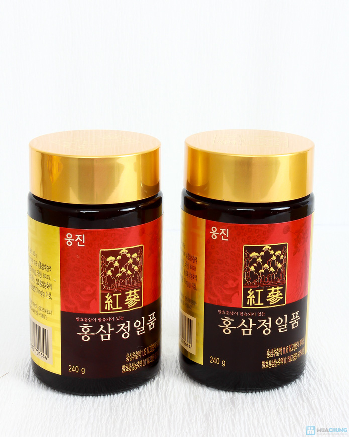 Cao hồng sâm KOREAN Red Gingseng - 4