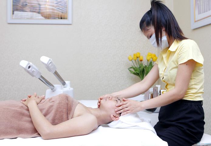 Sạch mụn, se khít lỗ chân lông VitaminC + Oxy tươi nguyên chất tạiThủy Nguyễn Spa - 20
