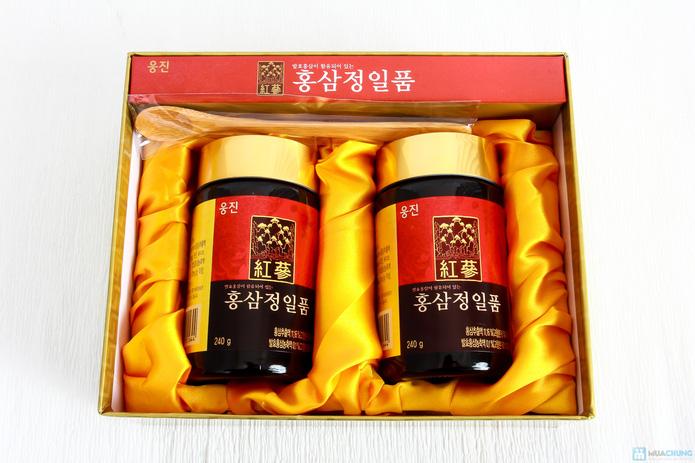Cao hồng sâm KOREAN Red Gingseng - 1