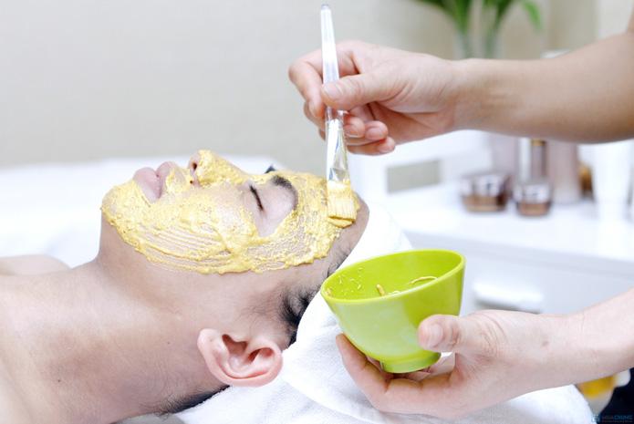 Sạch mụn, se khít lỗ chân lông VitaminC + Oxy tươi nguyên chất tạiThủy Nguyễn Spa - 27