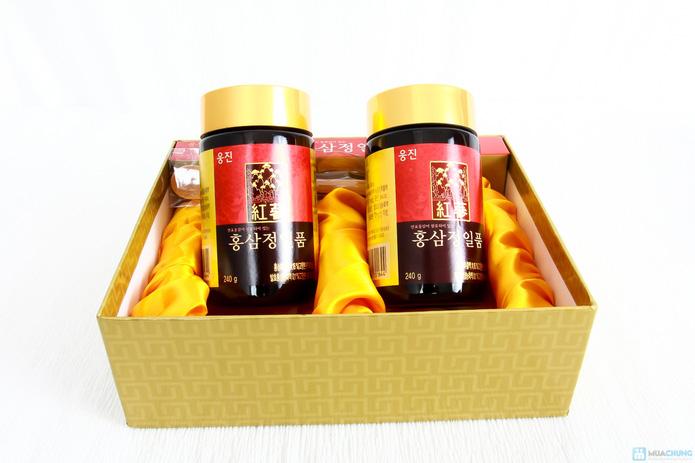 Cao hồng sâm KOREAN Red Gingseng - 3