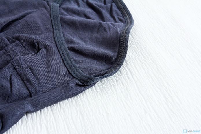 3 quần lót Nam cotton thoáng mát ngày Hè - 4