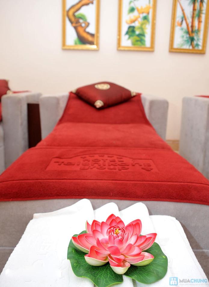 Massage body, bấm huyệt thư giãn 90 phút tại Ruby Spa - 22