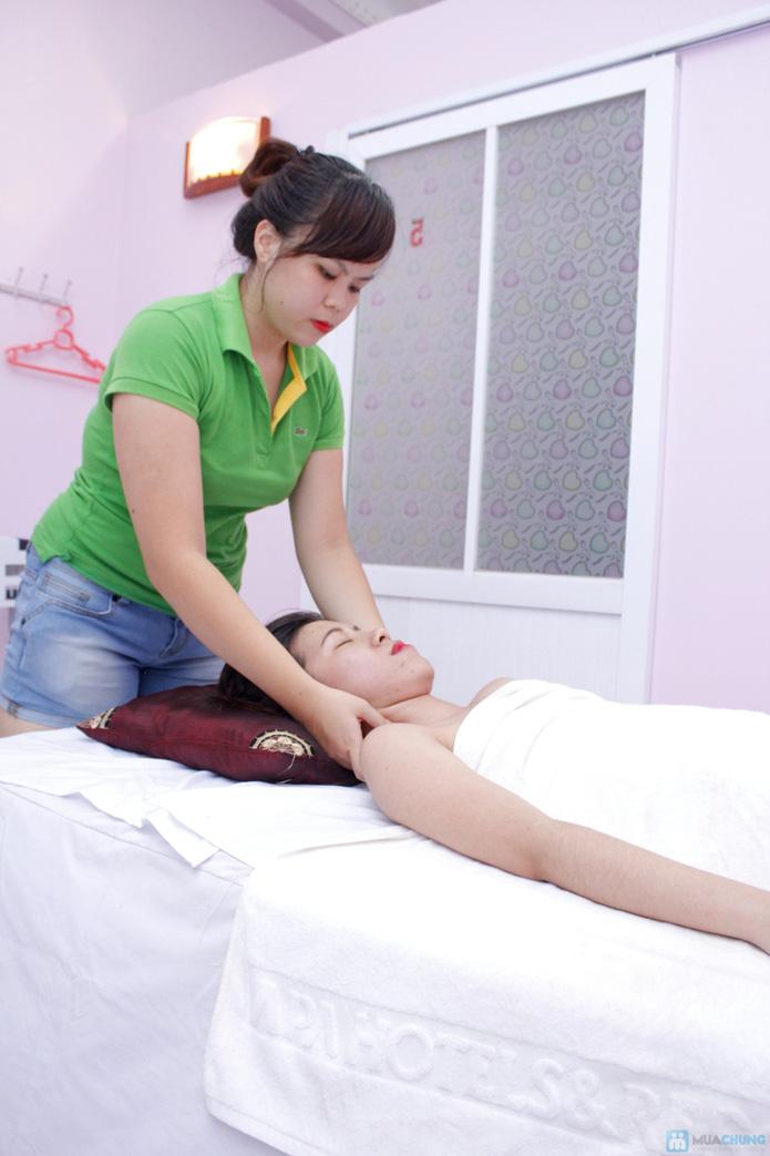 Massage body, bấm huyệt thư giãn 90 phút tại Ruby Spa - 8