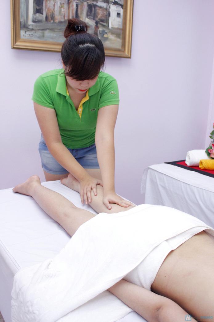 Massage body, bấm huyệt thư giãn 90 phút tại Ruby Spa - 4