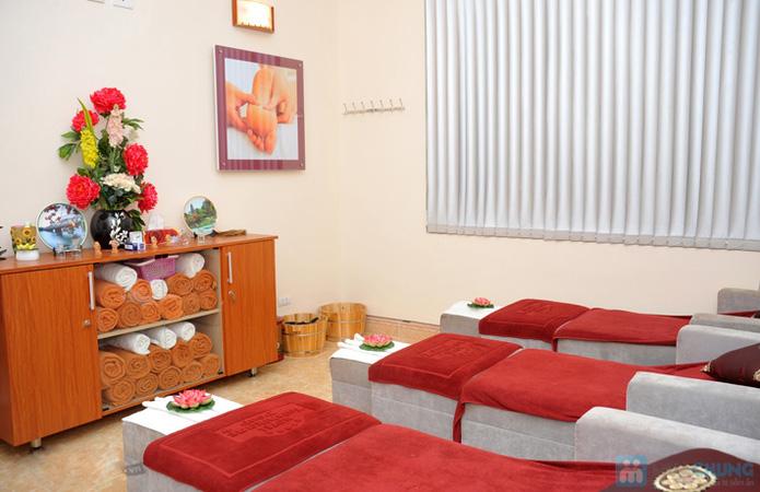 Massage body, bấm huyệt thư giãn 90 phút tại Ruby Spa - 21