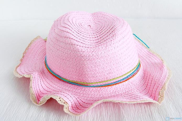 Mũ đẹp cho bé yêu dạo chơi hè - 1