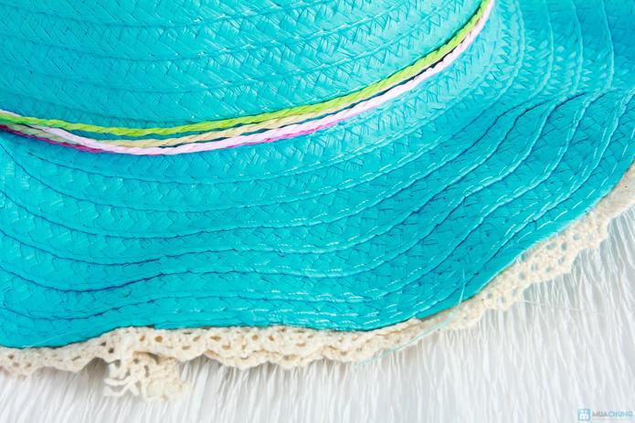 Mũ đẹp cho bé yêu dạo chơi hè - 3