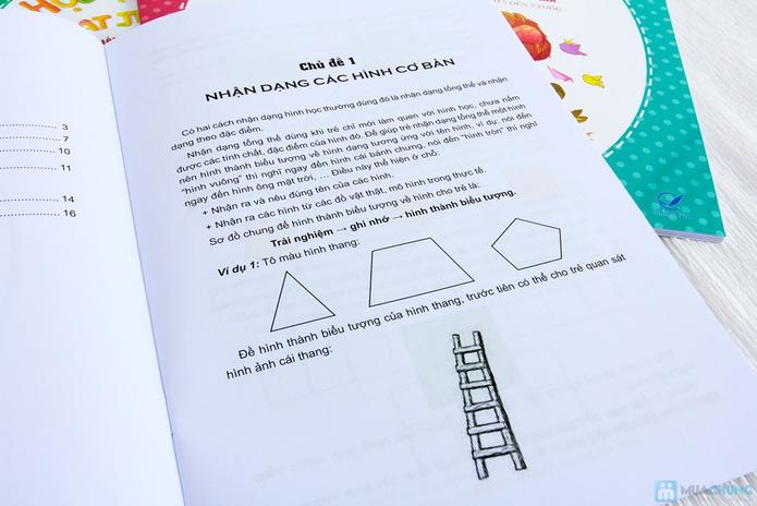 Bộ 8 Học toán thật thích dành cho bé và bố mẹ - 10