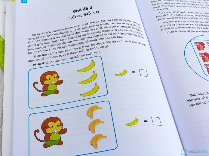 Bộ 8 Học toán thật thích dành cho bé và bố mẹ - 5