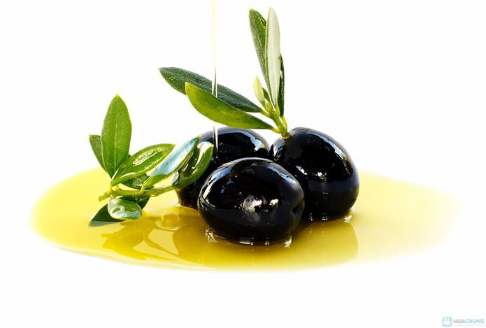 Dầu oliu siêu nguyên chất hiệu Borges – chai 500ml - 1