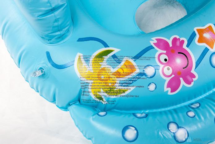 Áo phao bơi hình ô tô cho bé - 5