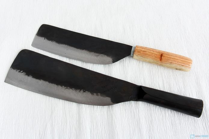 Combo dao thái và dao chặt Đa Sỹ bằng thép - 2