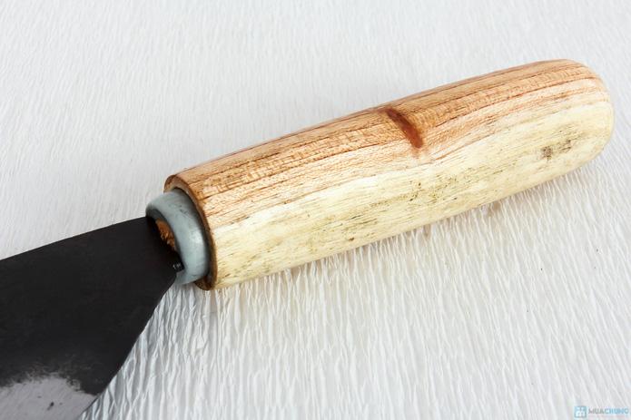 Combo dao thái và dao chặt Đa Sỹ bằng thép - 5