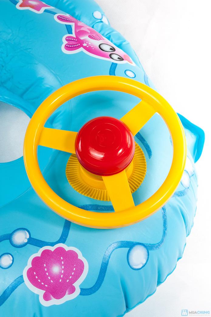 Áo phao bơi hình ô tô cho bé - 7