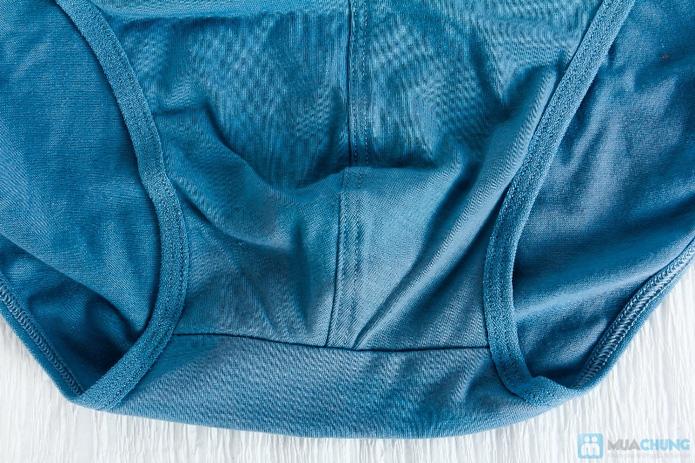 02 quần lót nam cotton thoáng mát - 5