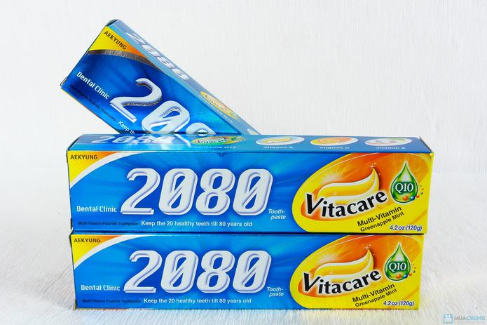 03 kem đánh răng Hàn Quốc 2080 Vitacare - 1