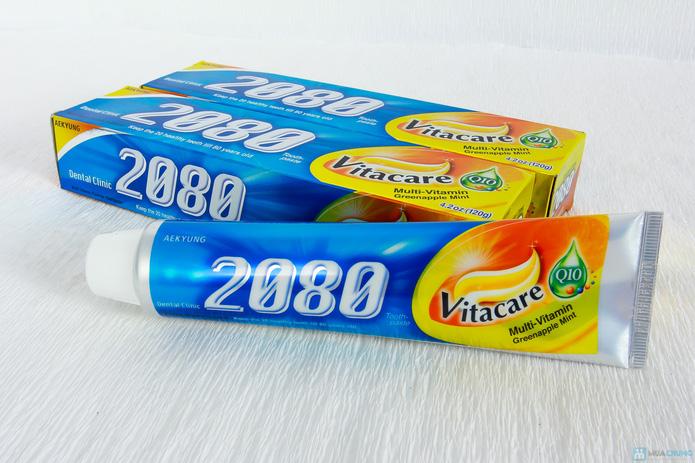 03 kem đánh răng Hàn Quốc 2080 Vitacare - 5