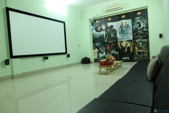 Phiếu giảm giá xem phim, thức ăn và nước uống tại 3D Cinema Coffee Pumpkin - 4