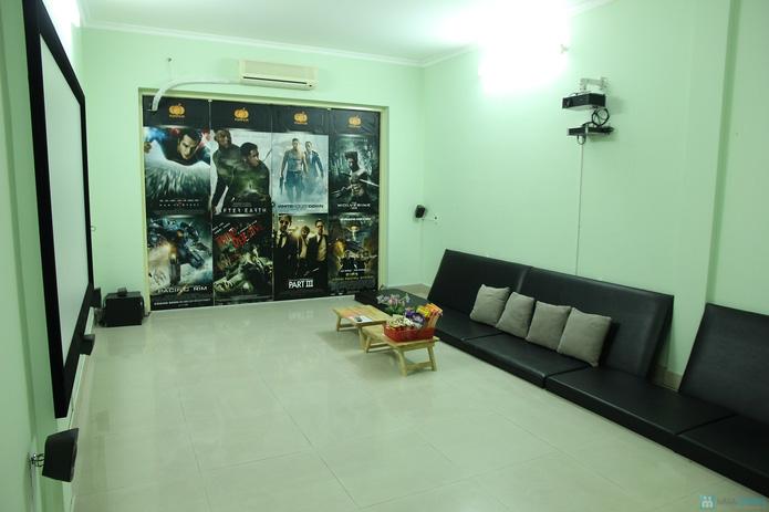 Phiếu giảm giá xem phim, thức ăn và nước uống tại 3D Cinema Coffee Pumpkin - 5