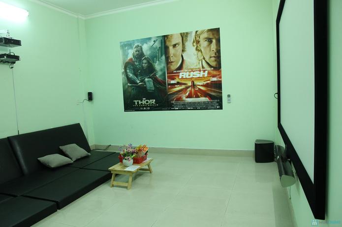 Phiếu giảm giá xem phim, thức ăn và nước uống tại 3D Cinema Coffee Pumpkin - 3