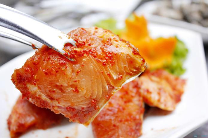 Buffet lẩu nướng thực đơn mùa hè nhà hàng F3 (59848) - 11