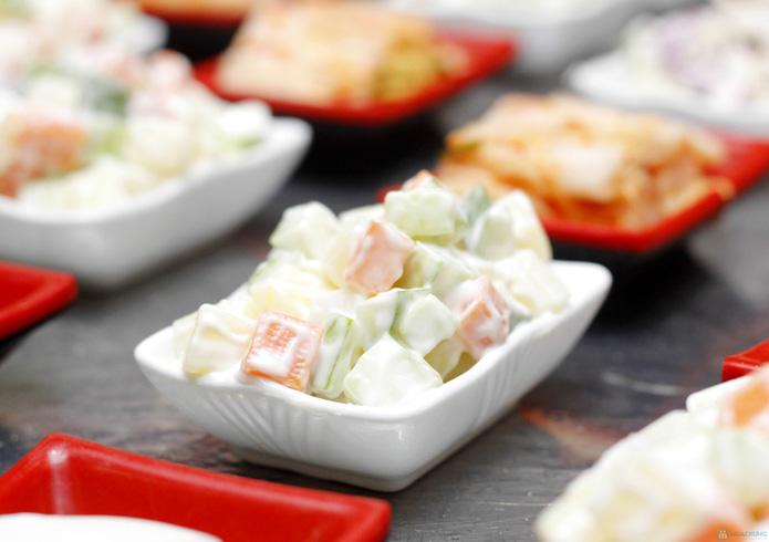 Buffet lẩu nướng thực đơn mùa hè nhà hàng F3 (59848) - 17