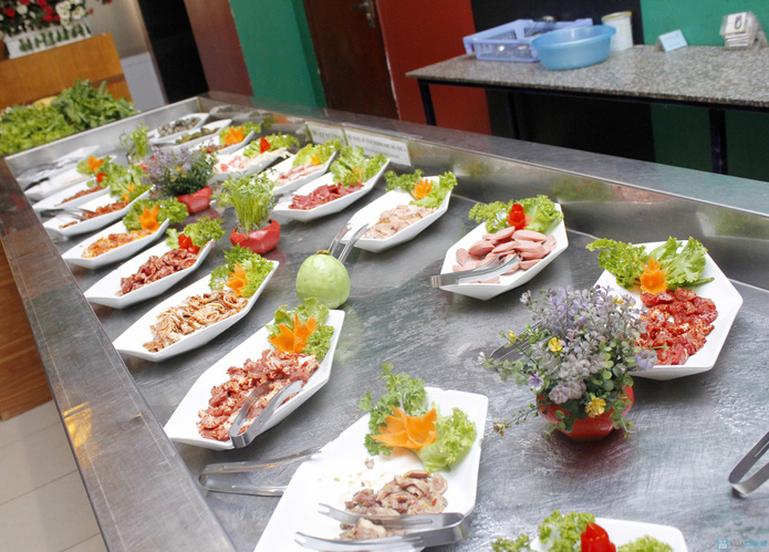 Buffet lẩu nướng thực đơn mùa hè nhà hàng F3 (59848) - 15