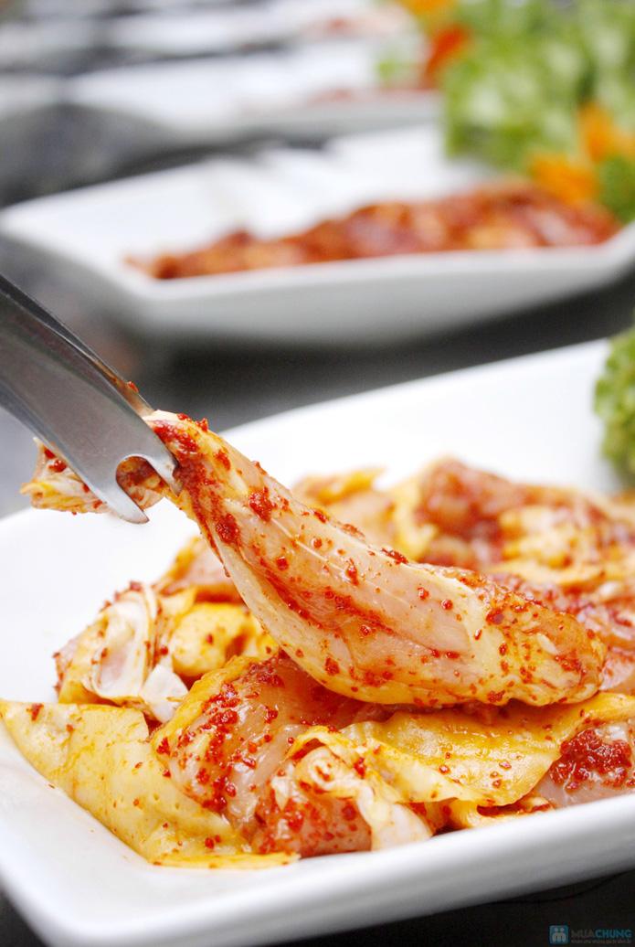 Buffet lẩu nướng thực đơn mùa hè nhà hàng F3 (59848) - 14
