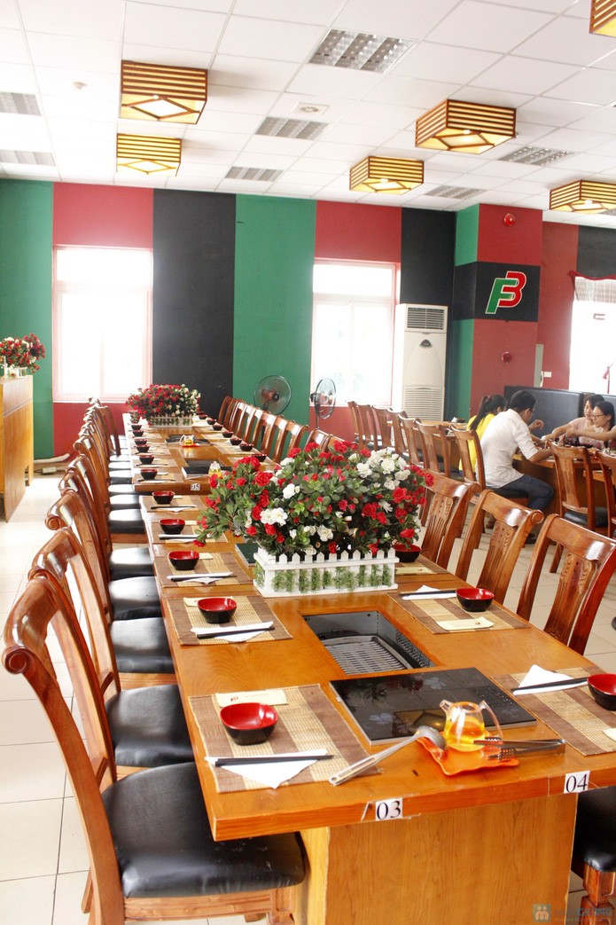 Buffet lẩu nướng thực đơn mùa hè nhà hàng F3 (59848) - 46