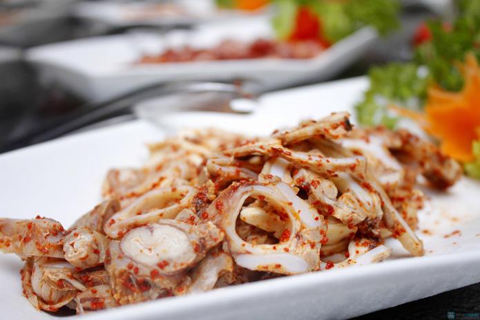 Buffet lẩu nướng thực đơn mùa hè nhà hàng F3 (59848) - 13