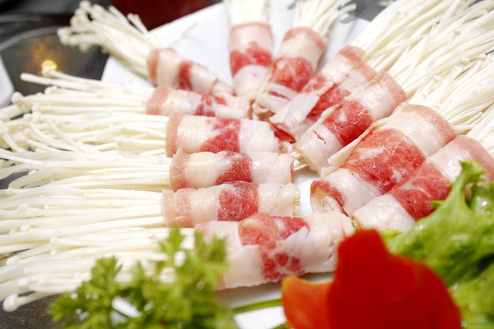 Buffet lẩu nướng thực đơn mùa hè nhà hàng F3 (59848) - 8