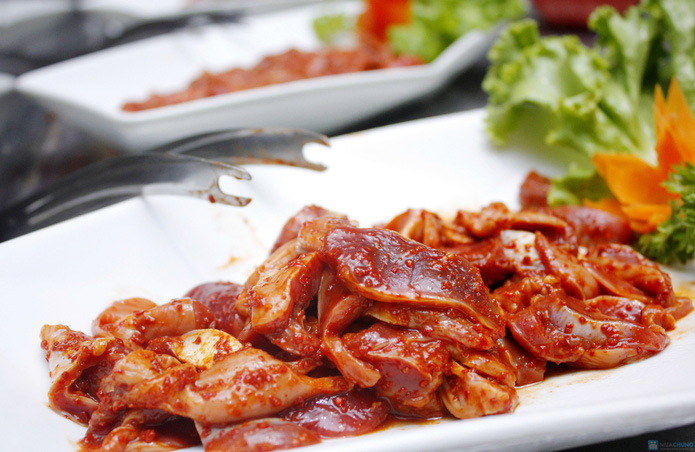 Buffet lẩu nướng thực đơn mùa hè nhà hàng F3 (59848) - 19