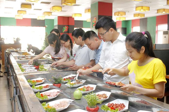 Buffet lẩu nướng thực đơn mùa hè nhà hàng F3 (59848) - 24