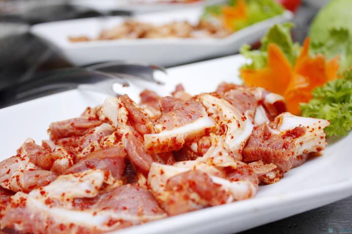 Buffet lẩu nướng thực đơn mùa hè nhà hàng F3 (59848) - 12