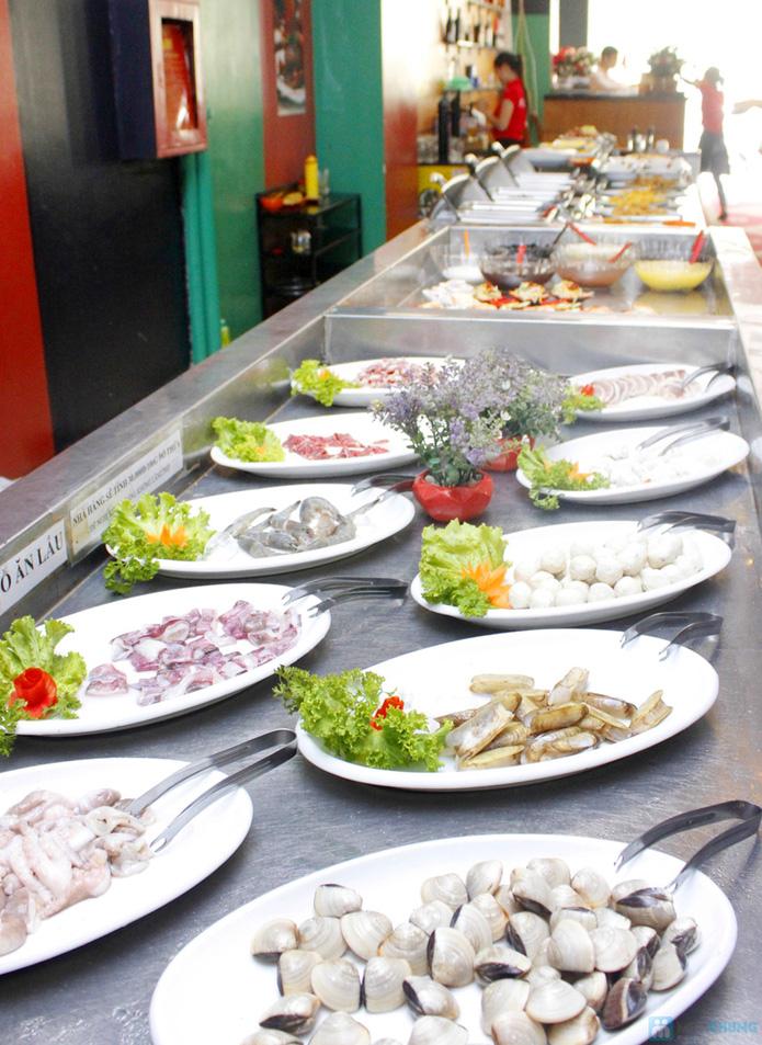Buffet lẩu nướng thực đơn mùa hè nhà hàng F3 (59848) - 23