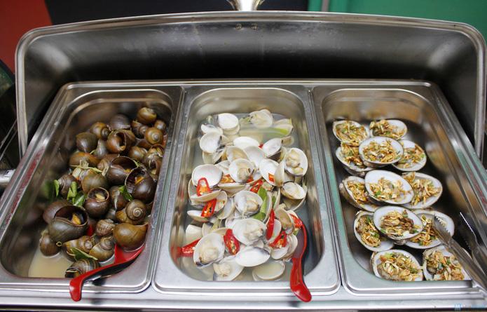 Buffet lẩu nướng thực đơn mùa hè nhà hàng F3 (59848) - 29