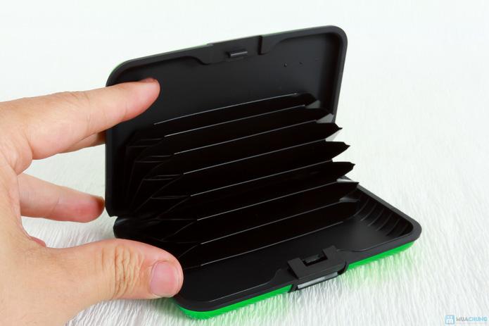 Ví nhôm Card - Guard - Vệ sỹ bảo vệ thẻ ATM - 3