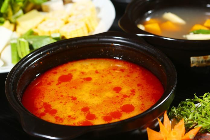buffet Nướng lẩu thạch xanh - ẩm thực Ao Ta - 18