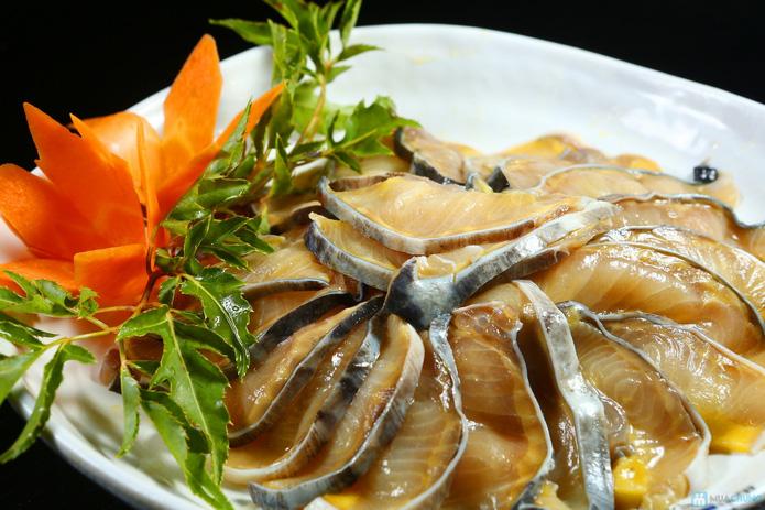 buffet Nướng lẩu thạch xanh - ẩm thực Ao Ta - 2