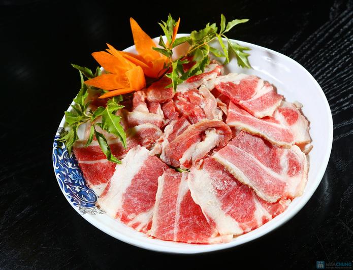 buffet Nướng lẩu thạch xanh - ẩm thực Ao Ta - 10