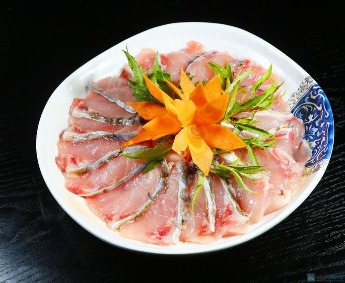 buffet Nướng lẩu thạch xanh - ẩm thực Ao Ta - 1