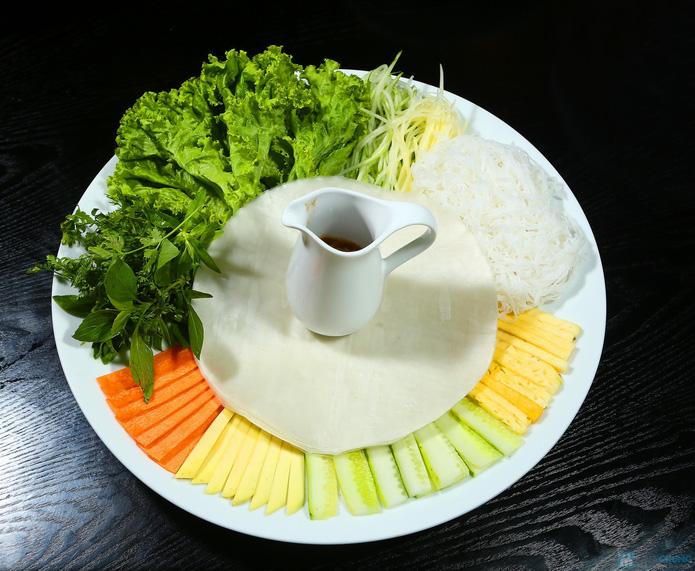 buffet Nướng lẩu thạch xanh - ẩm thực Ao Ta - 24