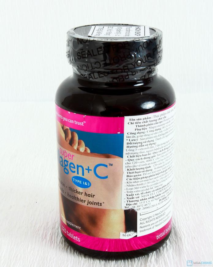 Super Collagen +C type 1&3 Neocell nhập khẩu Mỹ - 2